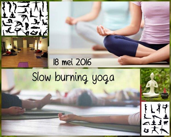 Workshops - Slow burning yoga